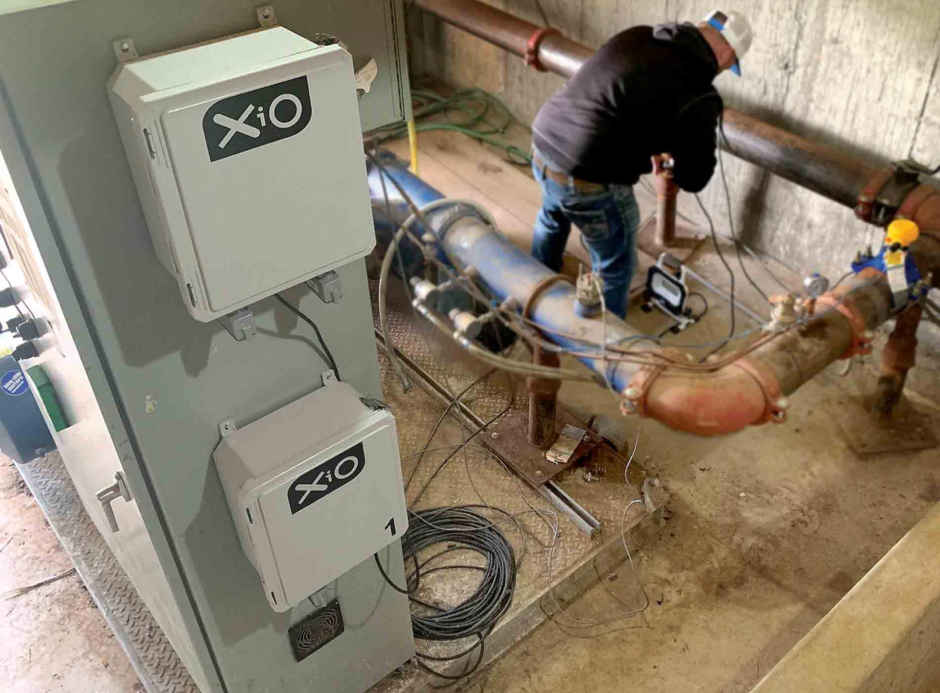 Water and wastewater - industry-leading technology
