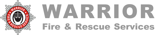 Warrior Fire & Rescue Service logo