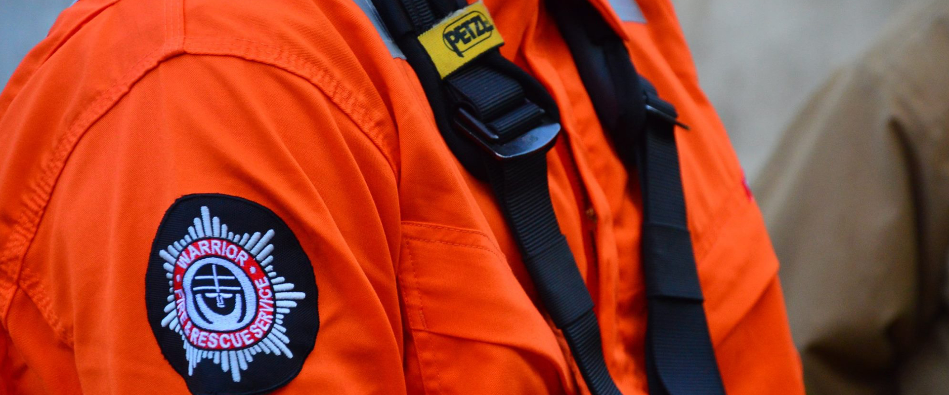 Fire & Rescue Service banner Image