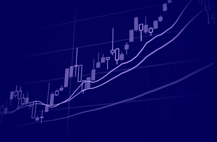Screen of investing data