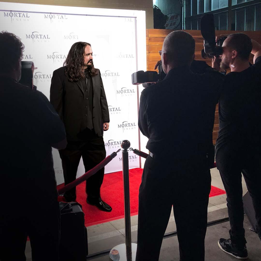 Photo of Nicholas Ryan Howard on the red carpet