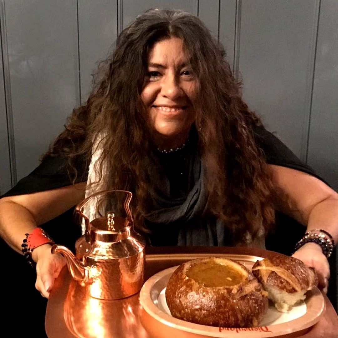 Photo of Rosa Nadine Xochimilco Sánchez