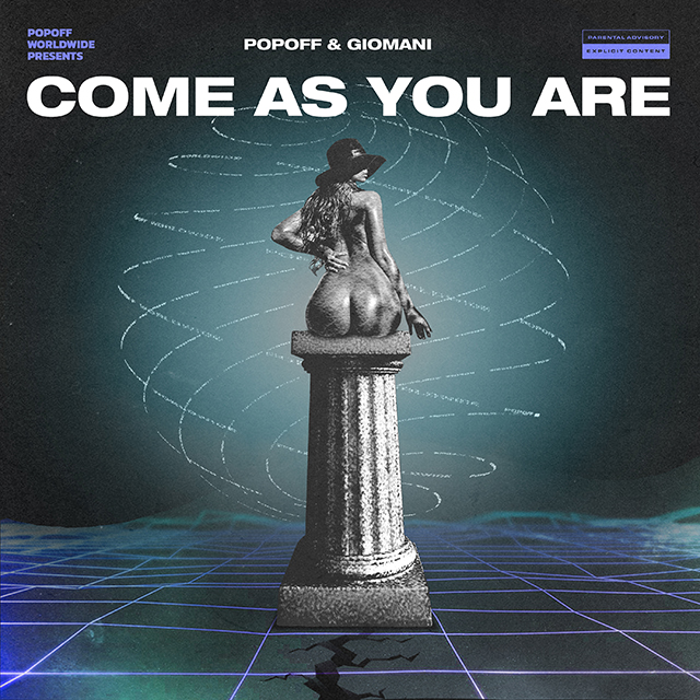 POPOFF - COME AS YOU ARE (COVER ART)