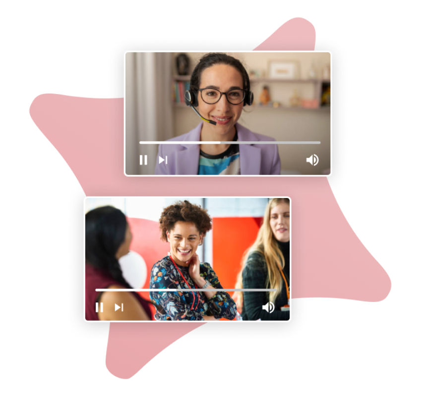 Unlimited Number of Concurrent Live Video Sessions || Conferencing