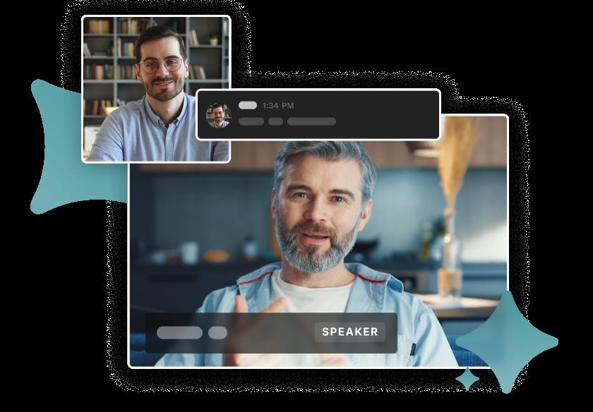 Two-Way Conversations    Company Meets