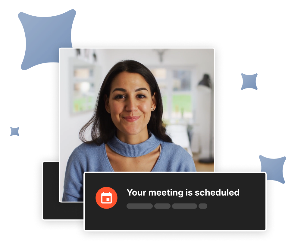 Pre-Book Meetings with Personal Schedules    Career