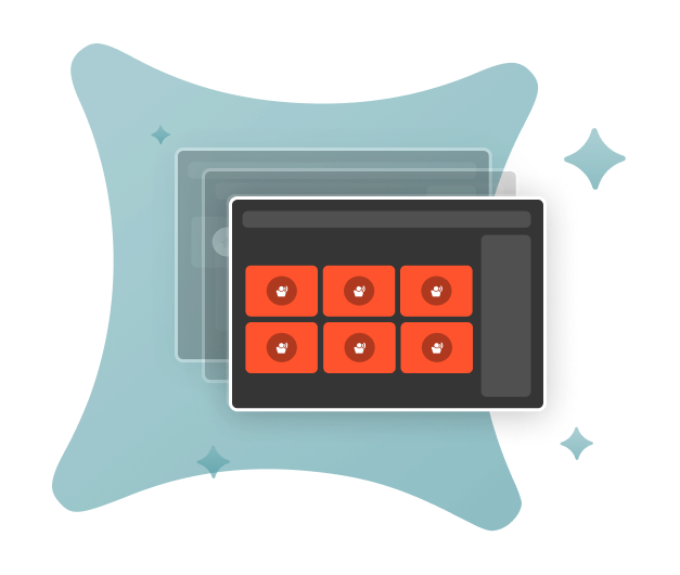Booth Self-Serve Interface    Career