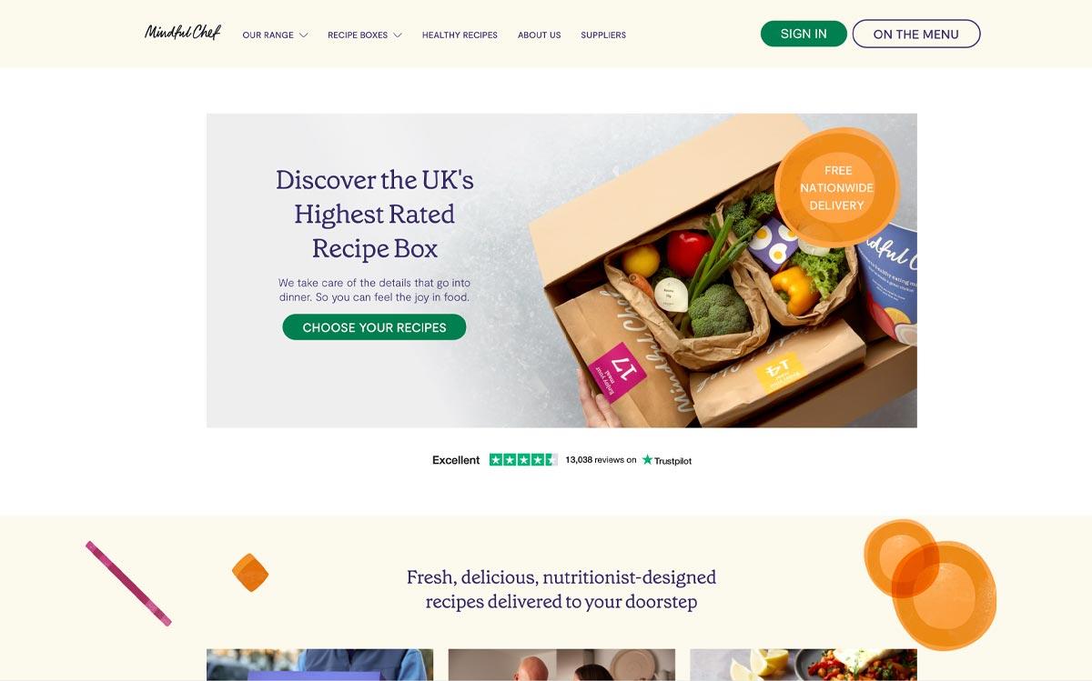Mindful Chef UK