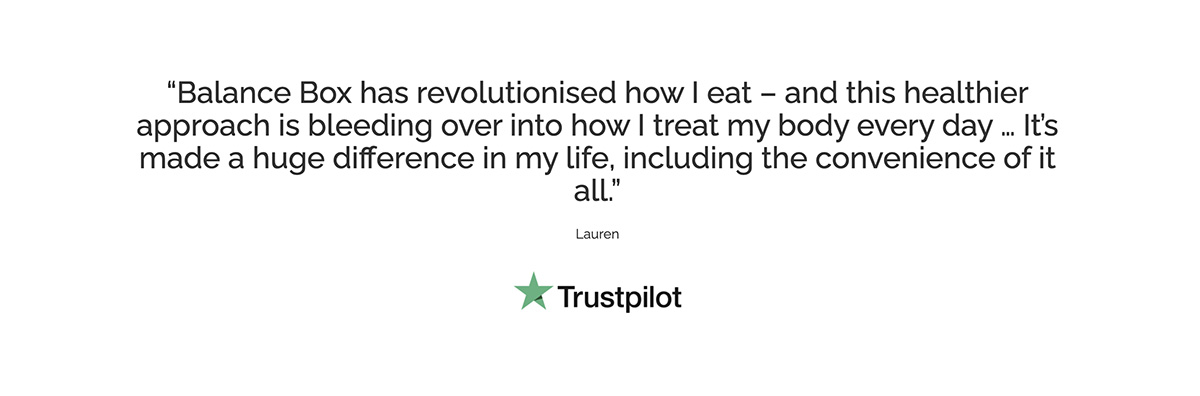 By sending customers convenient meal kits each week, healthy eating has never been so easy thanks to Balance Box.