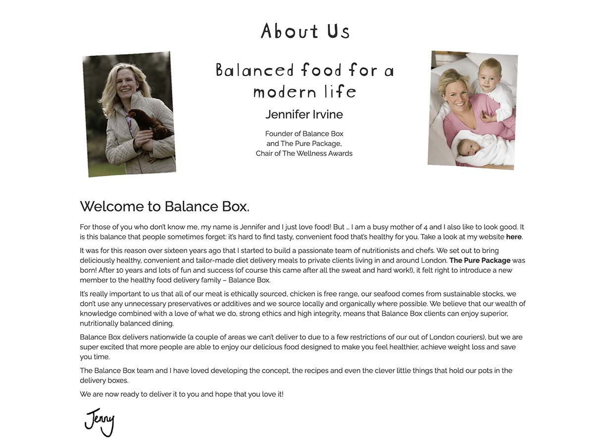 Balance Box Review