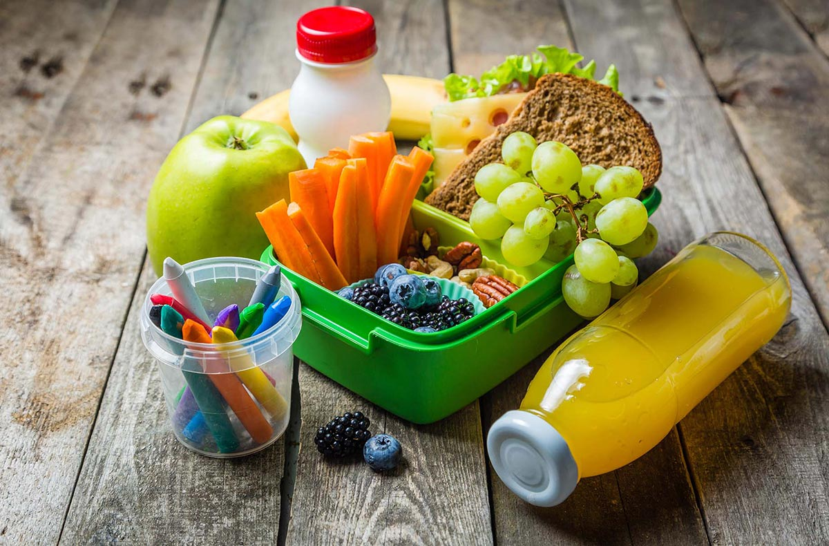 Exciting Packed Lunch Ideas