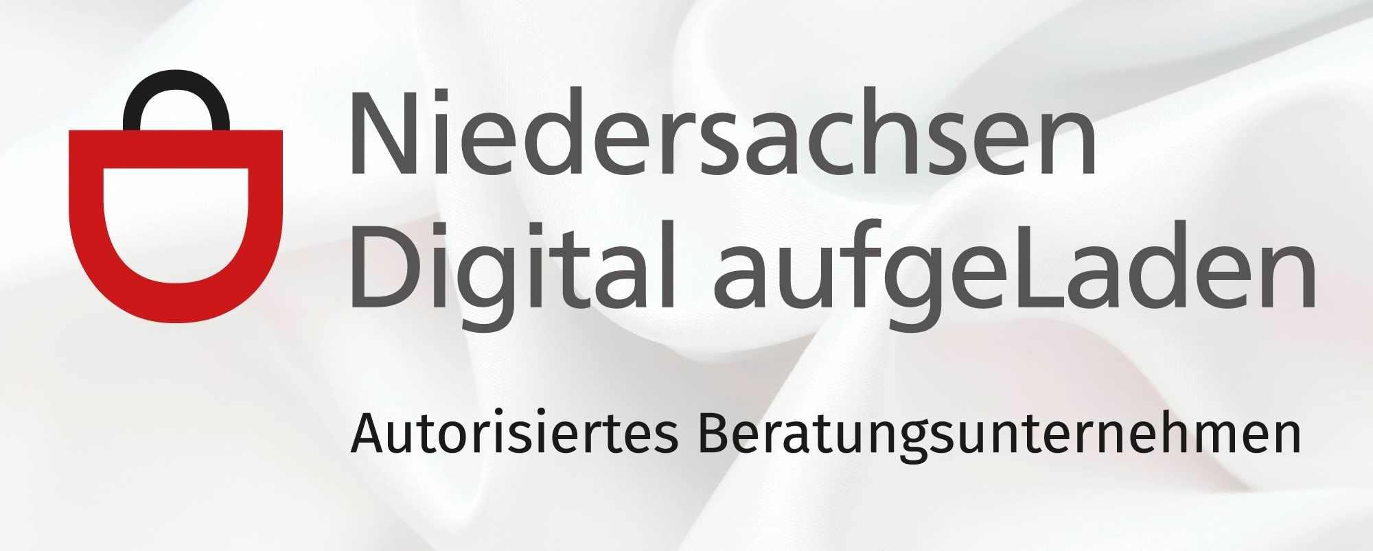 Niedersachsen Digital aufgeladen - Autorisiertes Beratungsunternehmen