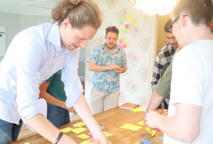 The Roll's Workshop in Danderyd