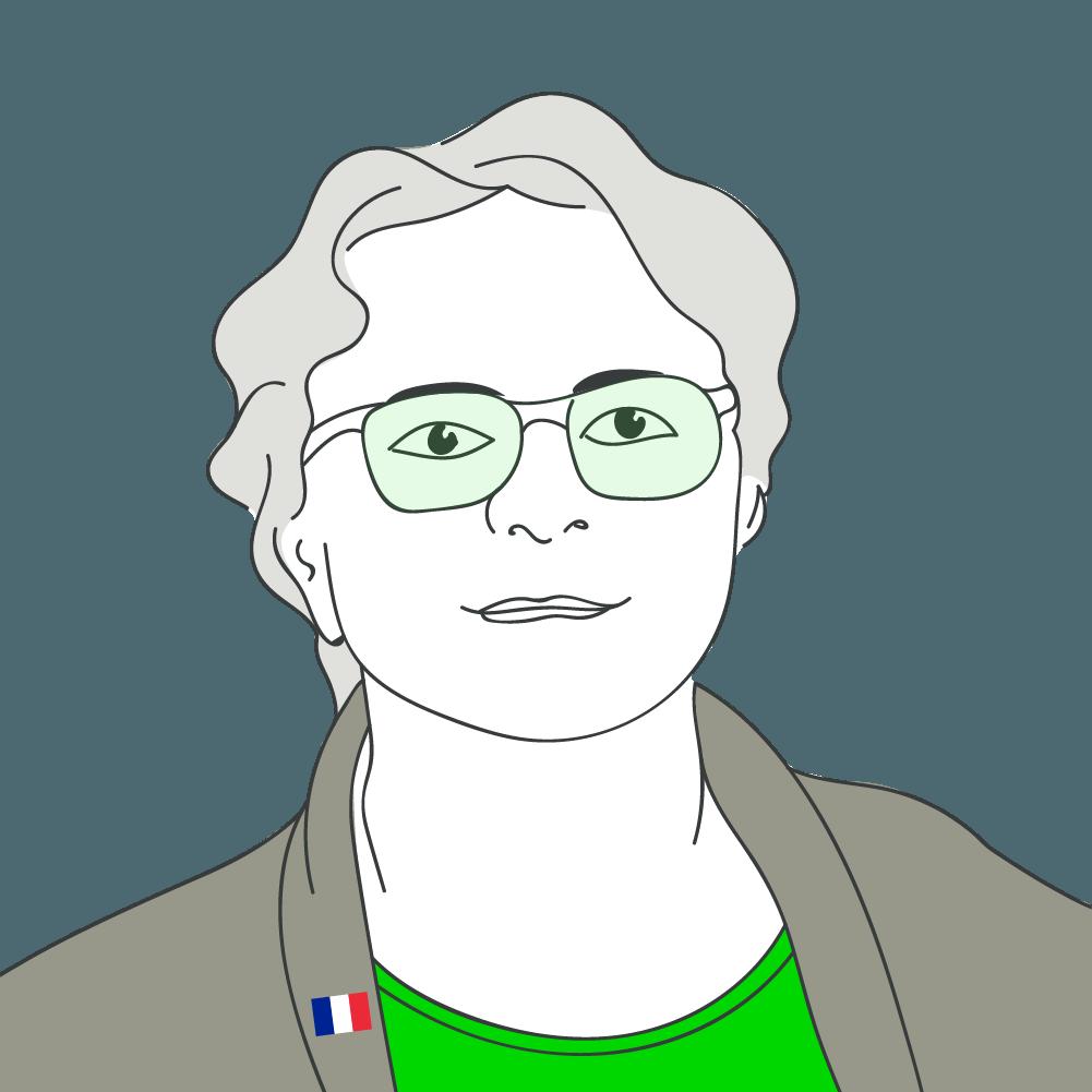 Pascale Martel Naquin - Anviga