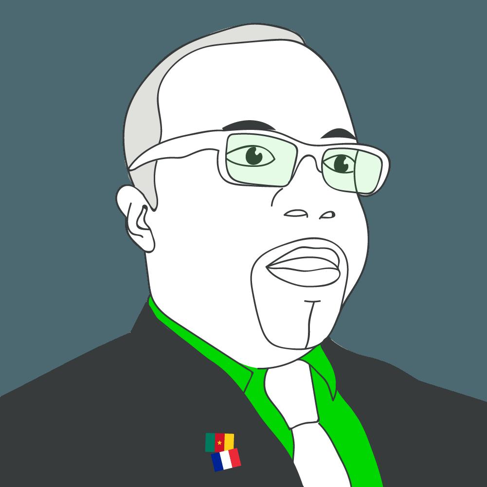 Jean Philippe Tagoutchou - Anviga