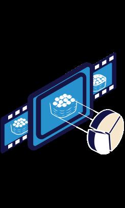 Video ad film