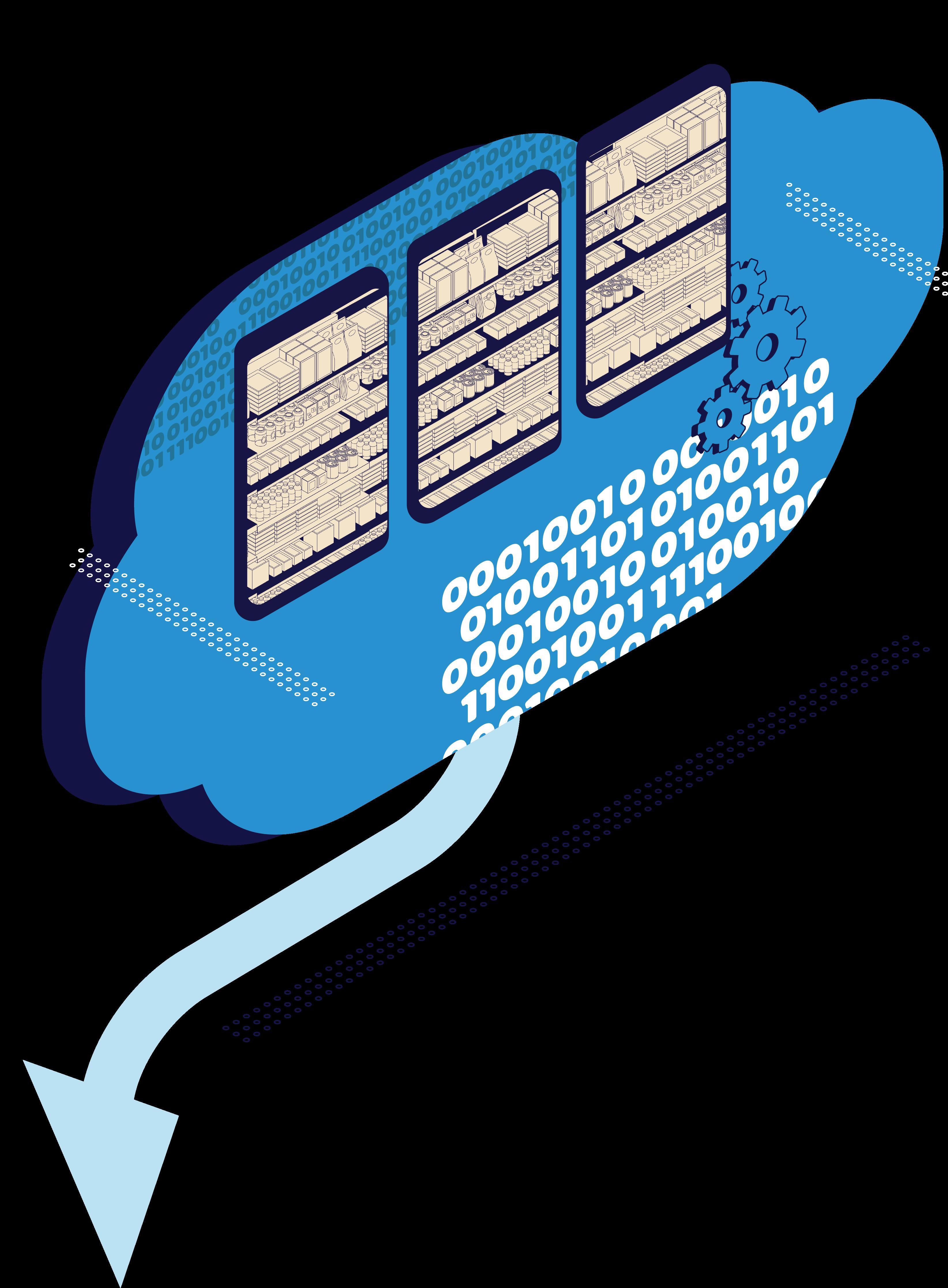 InfiViz Cloud - AI in retail execution