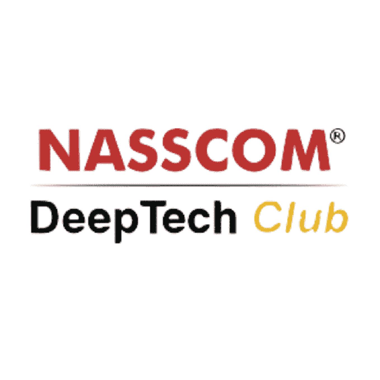 Nasscom deep tech logo