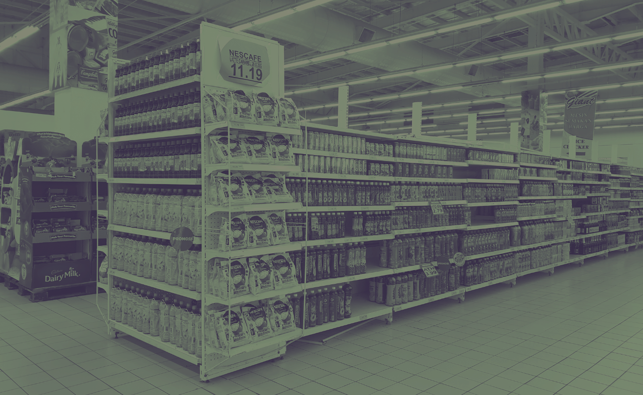 image recognition in modern trade stores