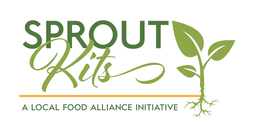 Local Food Alliance SProut Kits logo
