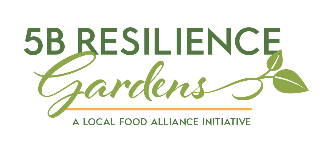 5b Resilience Gardens Logo
