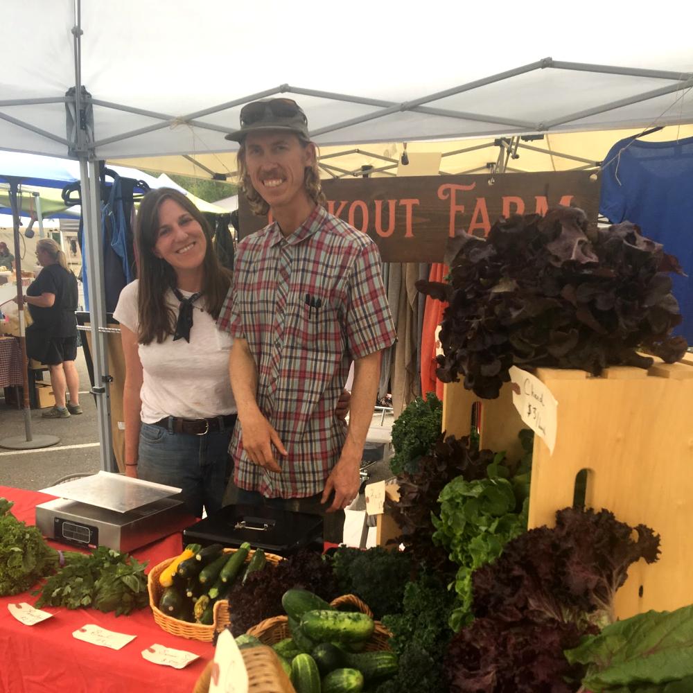 SImon and Briana Lookout Farm Bellevue Idaho