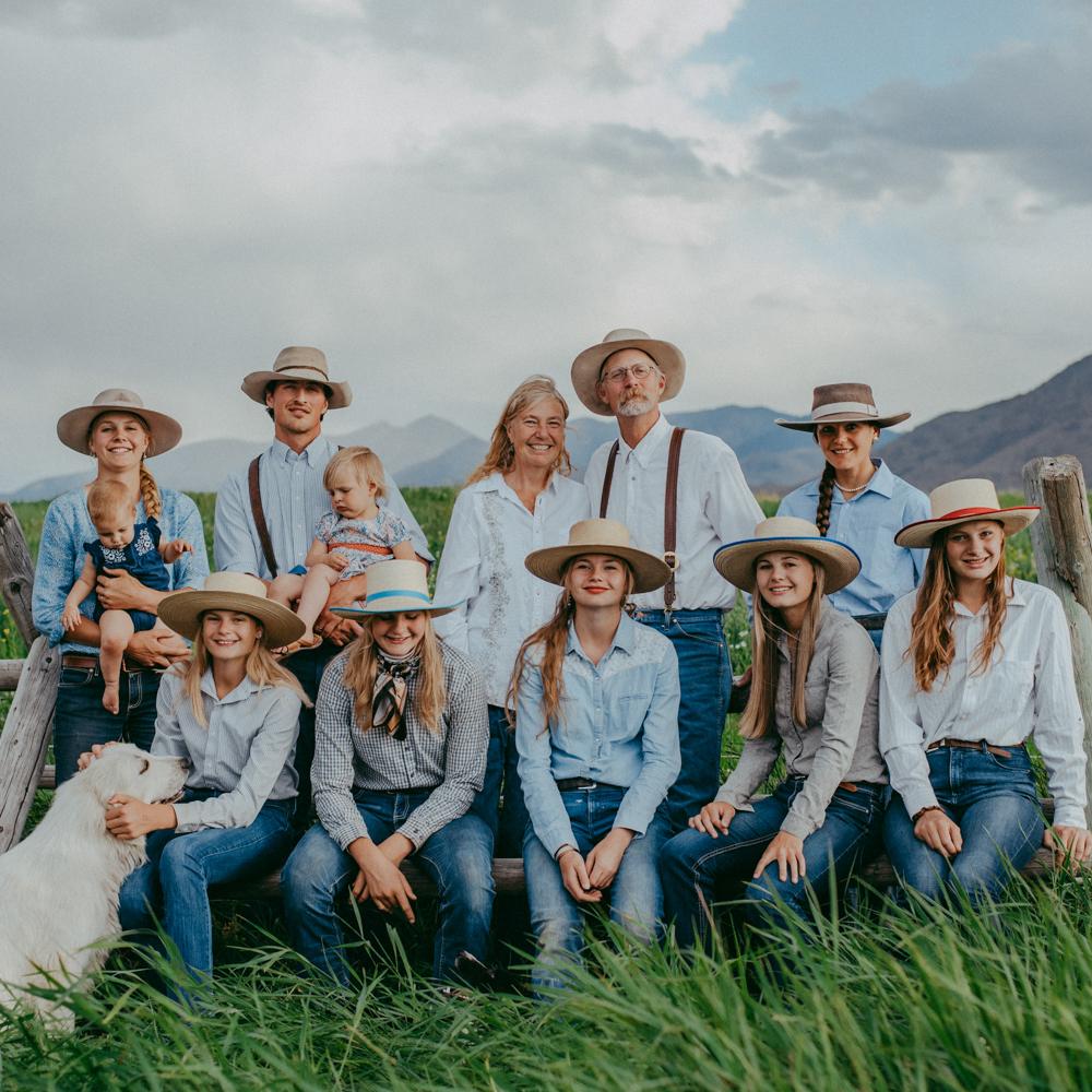 The Elzinga Family Alderspring Ranch