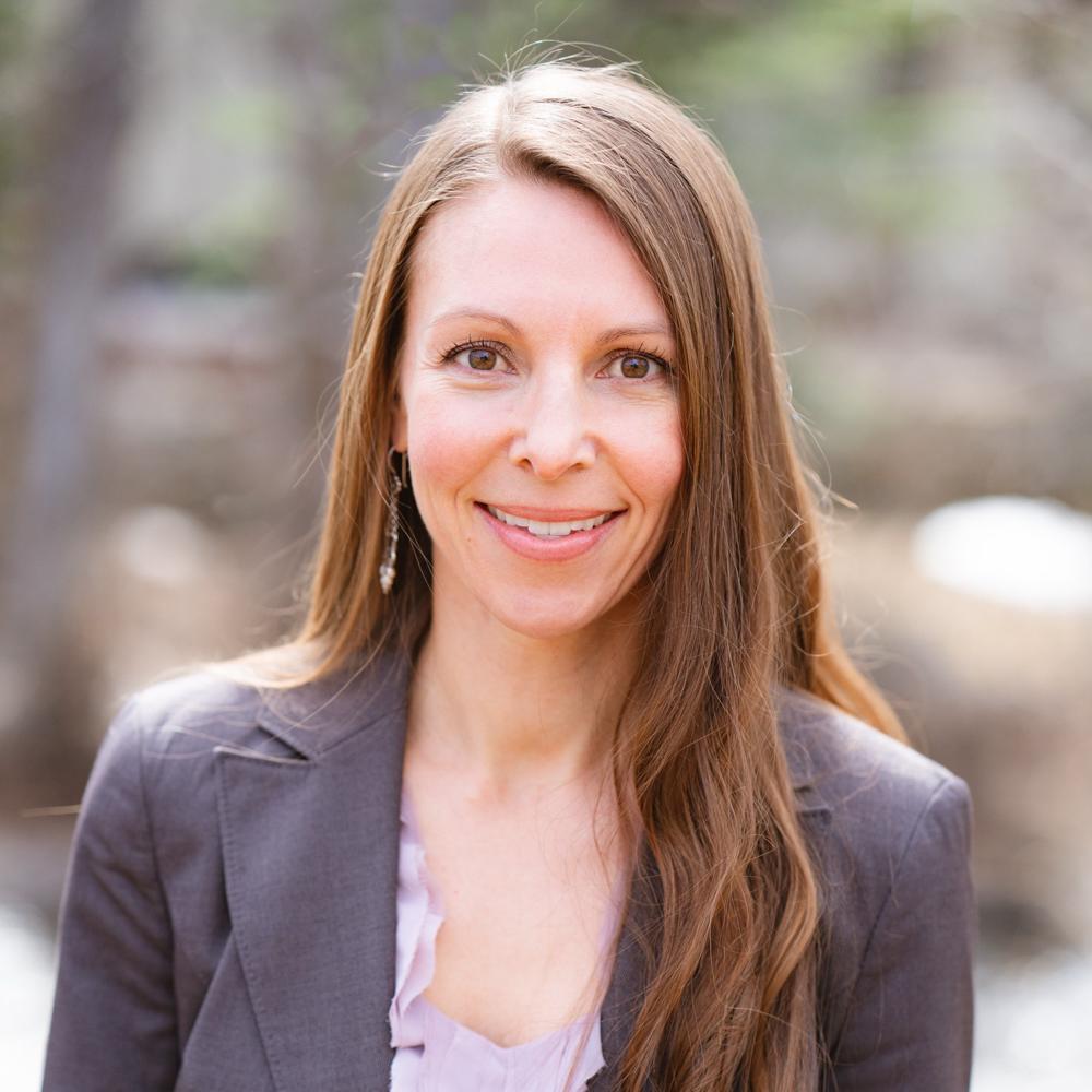 Sun Valley Institute for Resilience Board member Heidi SHelton