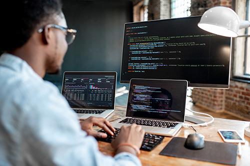 Website Programmer, Analyst