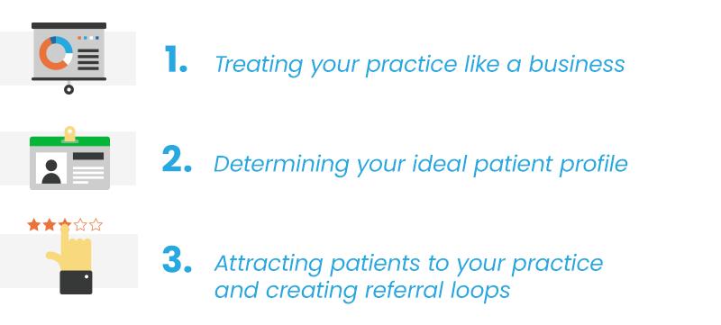 Ways to grow a medical practice