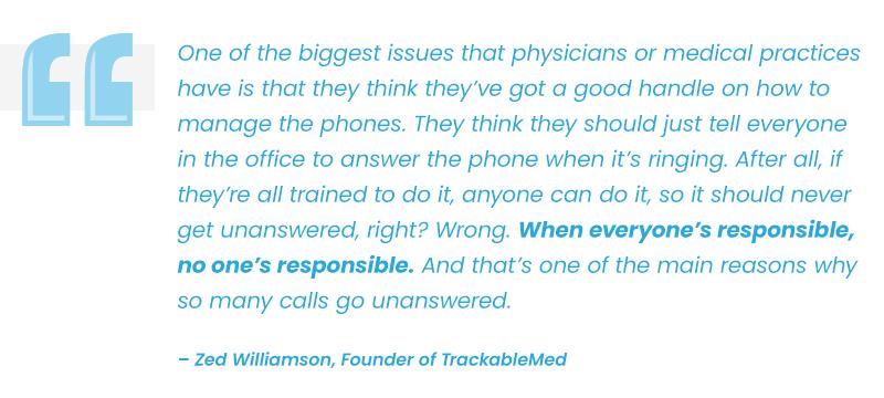 zed williamson responsibility quote