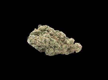 Ultra Sour dry cannabis bud