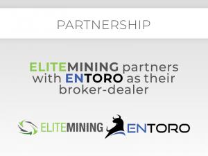 Elite Mining partners with Entoro as their broker-dealer 101