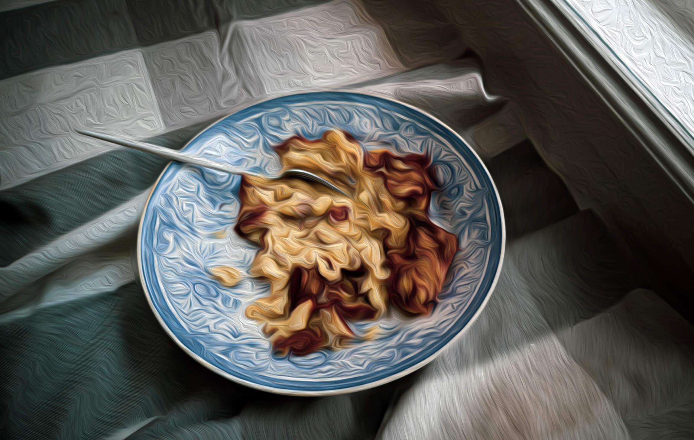 Macaroni Casserole by Kim Mikkola