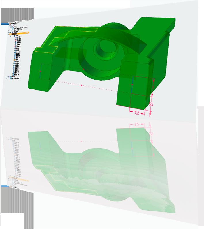Solid Edge SHINING 3D Edition