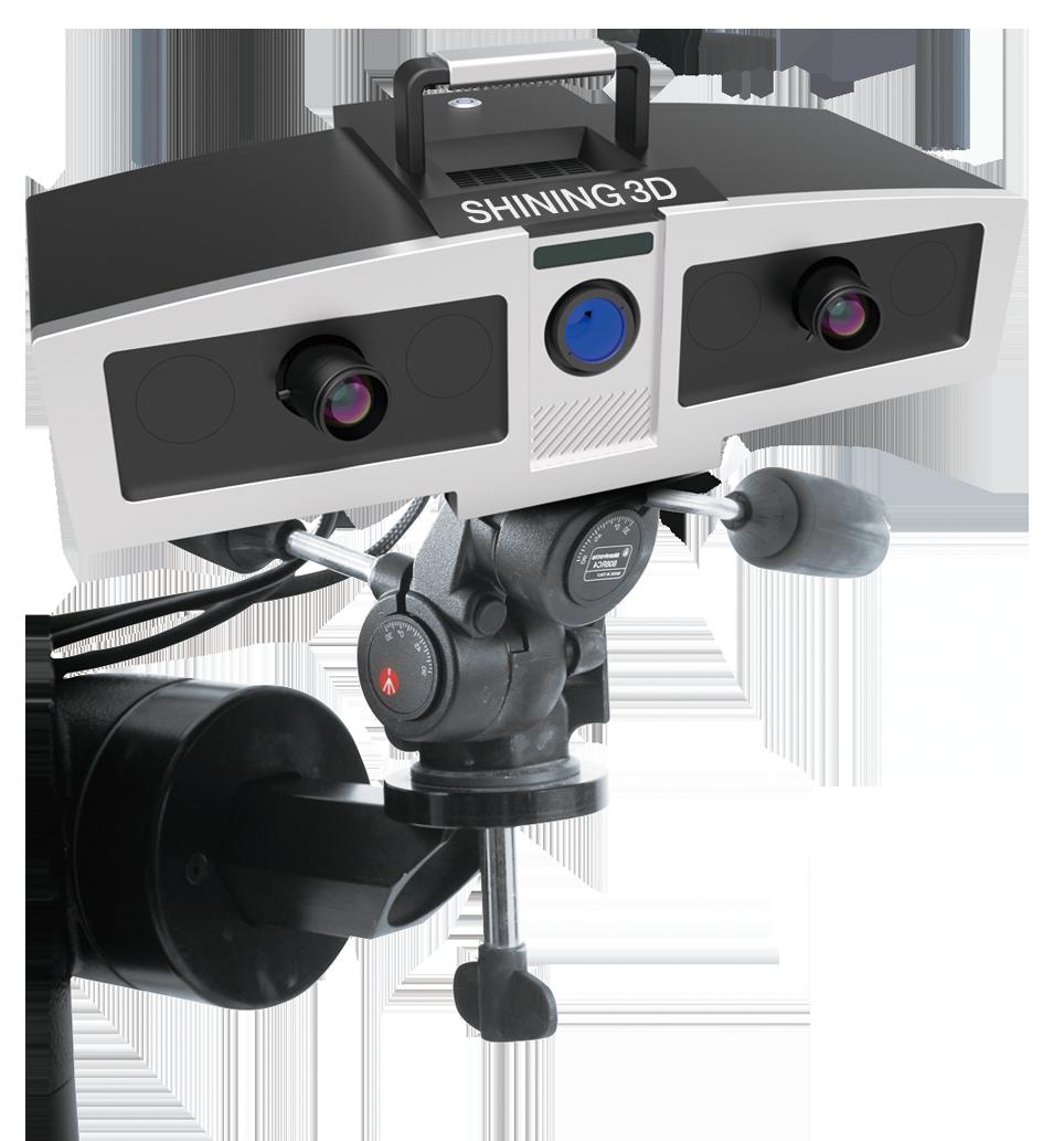 High-Precision 3D Inspection Scanner OptimScan-5M Metrology 3D Scanner