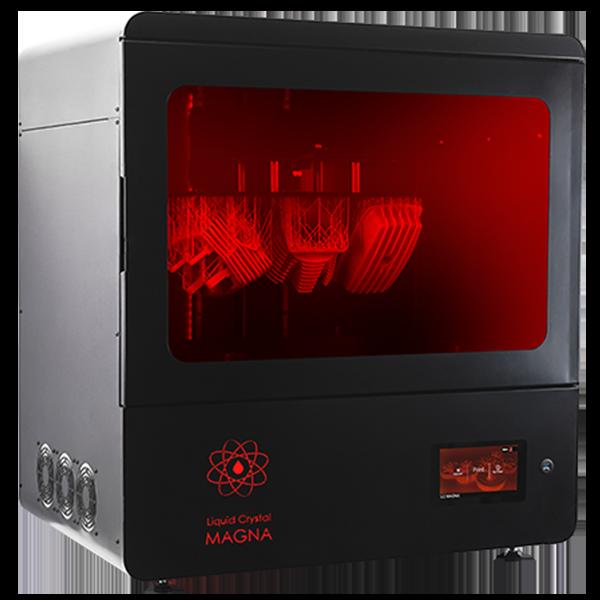 Photocentric Liquid Crystal Magna 3D Printer