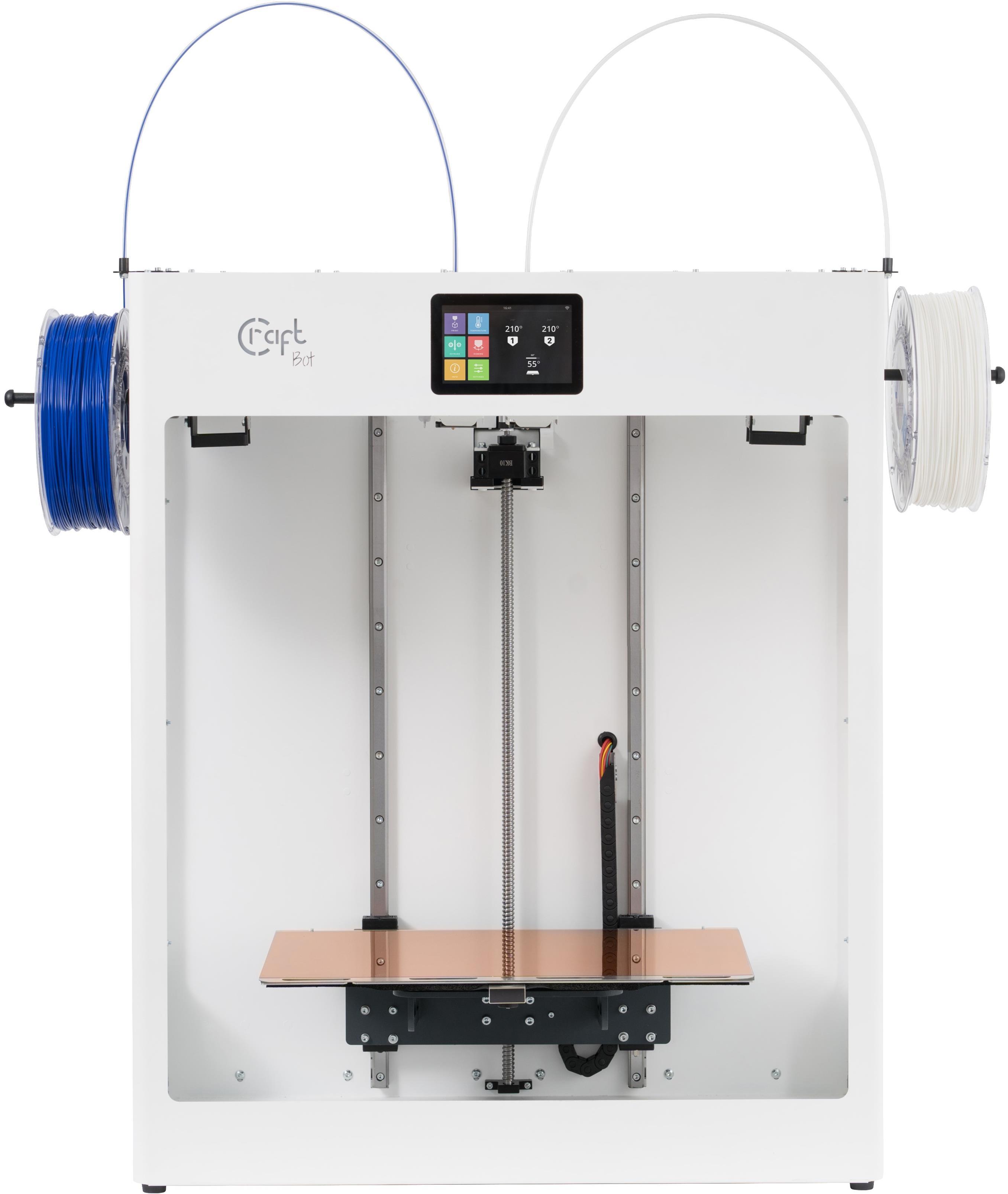 CRAFTBOT FLOW IDEX XL 3D PRINTER