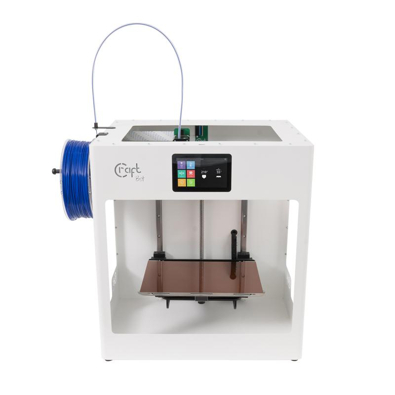 CraftBot Flow - White 3d Printer