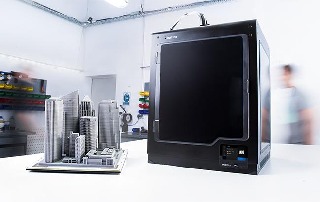 ZORTRAX M300 Plus Big 3D Printer