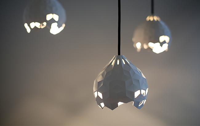 ZORTRAX 3D PRINTED LAMPS