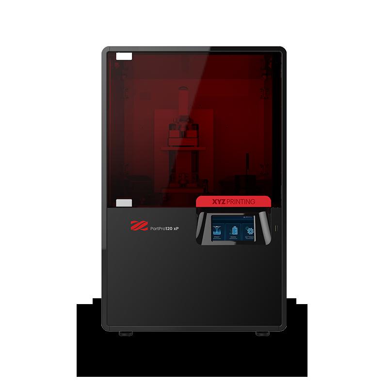 DLP 3D Printer  PartPro120 xP