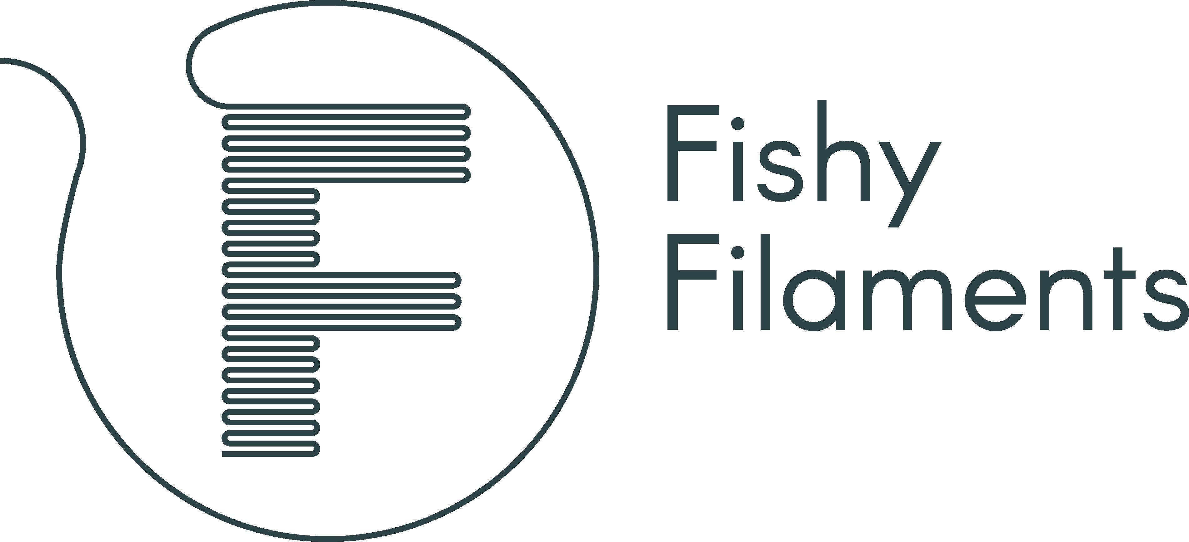 Fishy filament logo