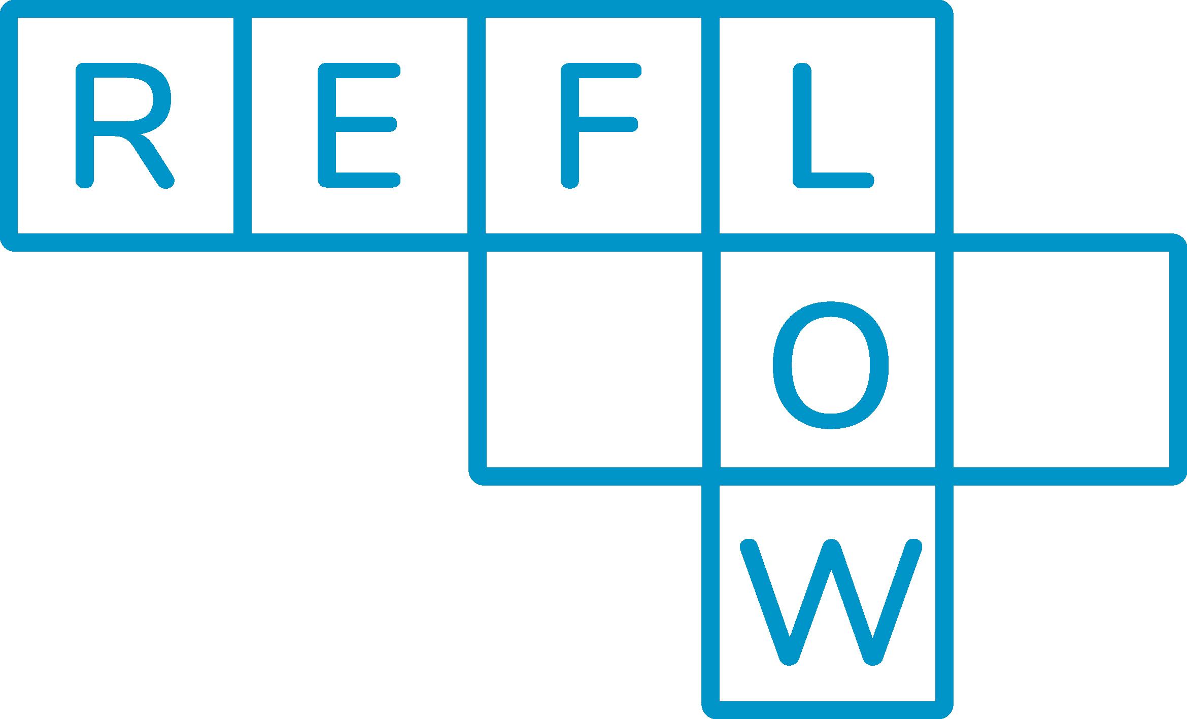 Reflow logo