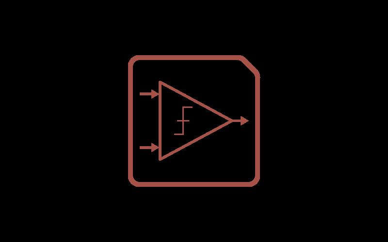 agileCMP GP Programmable-Threshold Comparator