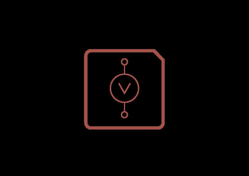 agileVSENSE Voltage Monitor Block