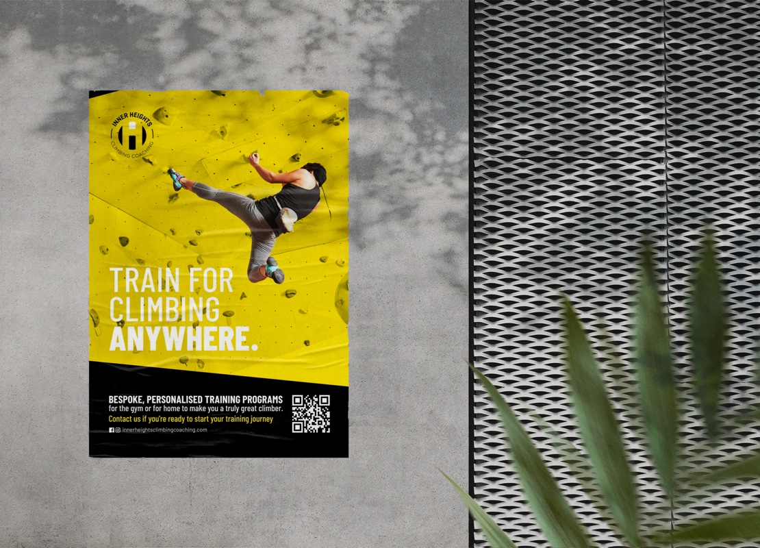 Poster of Inner Heights training