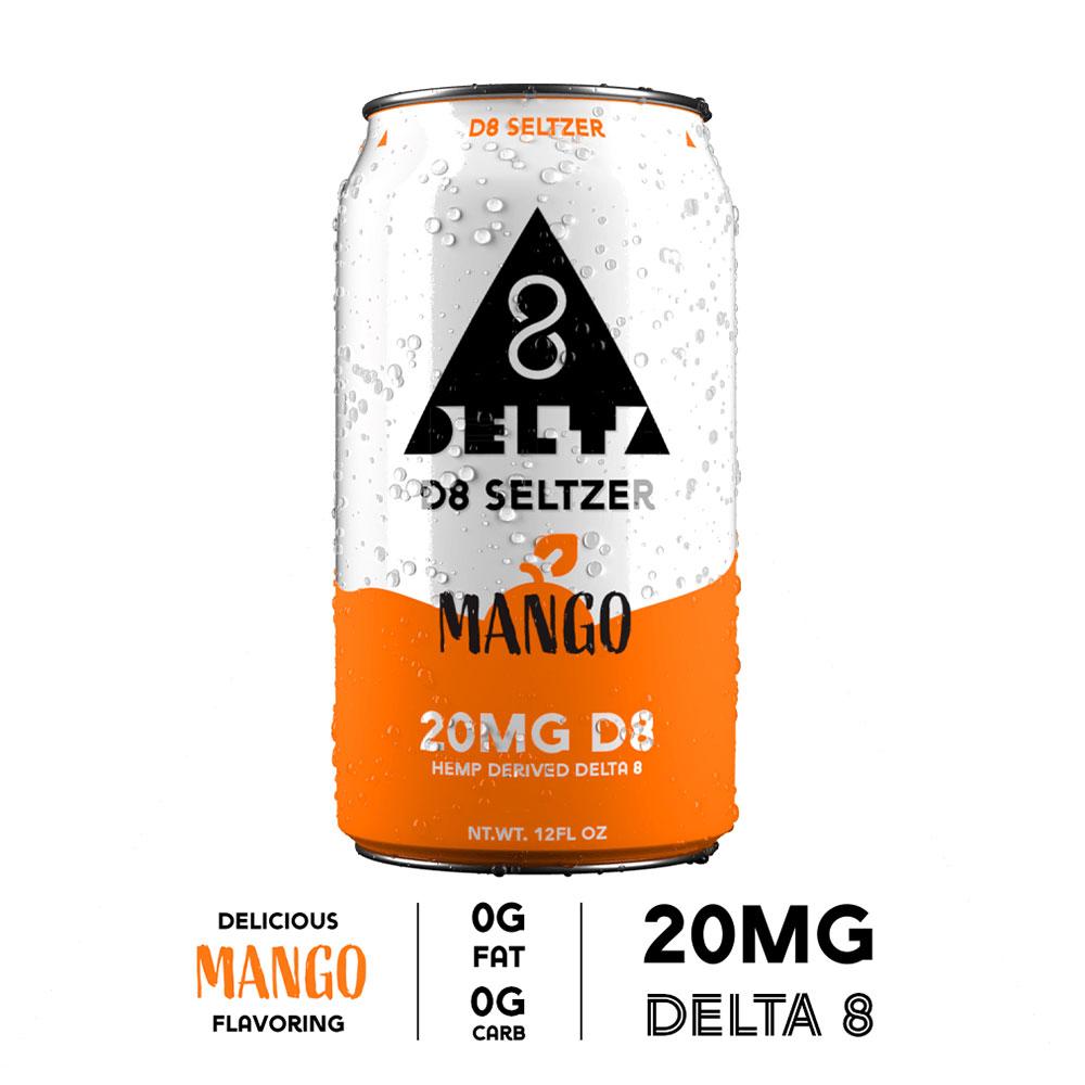 Mango D8 Seltzer