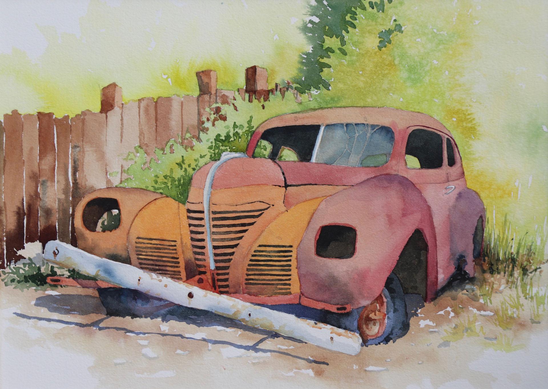 Rusty Memories