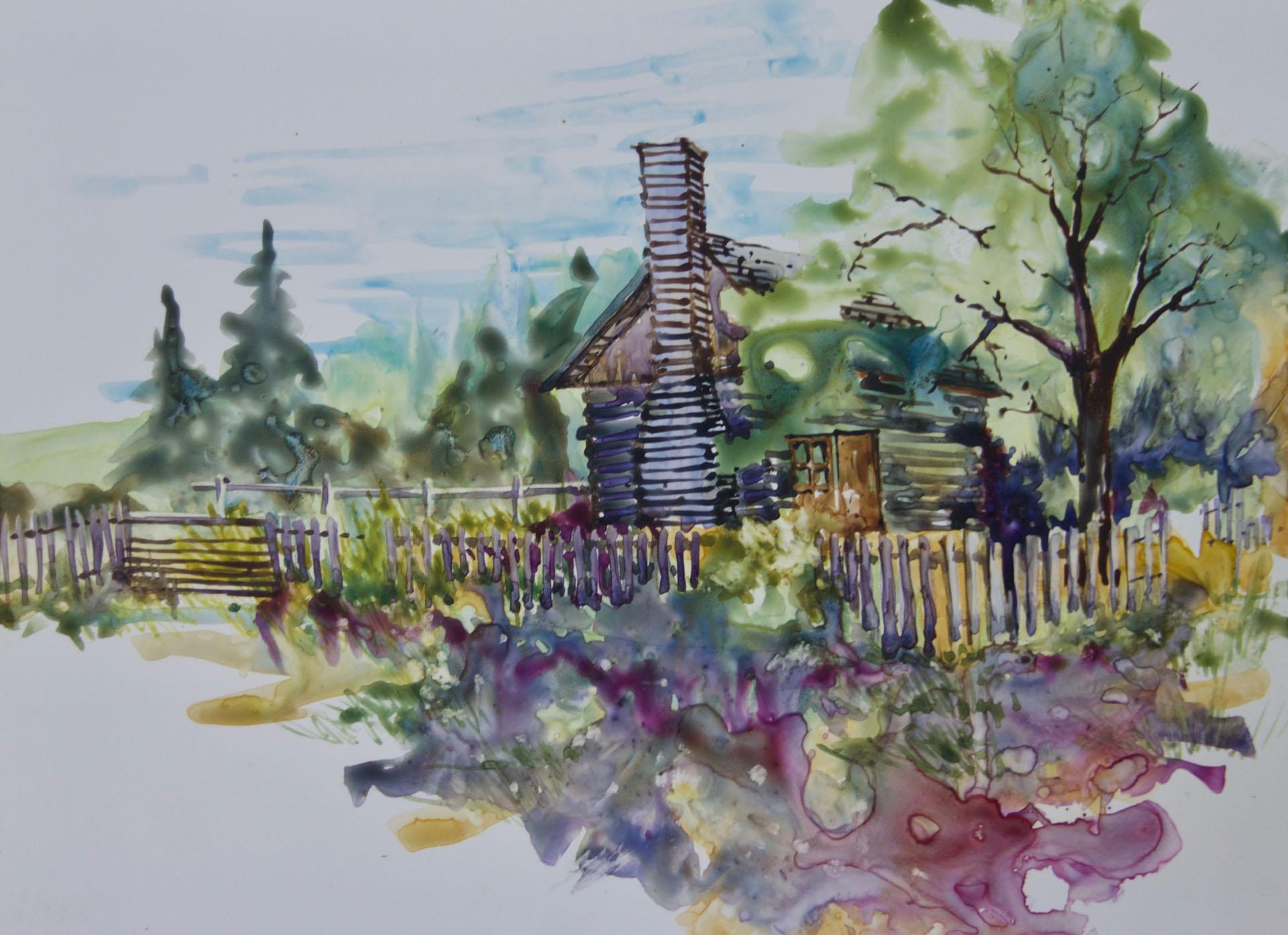A Historic Farm House